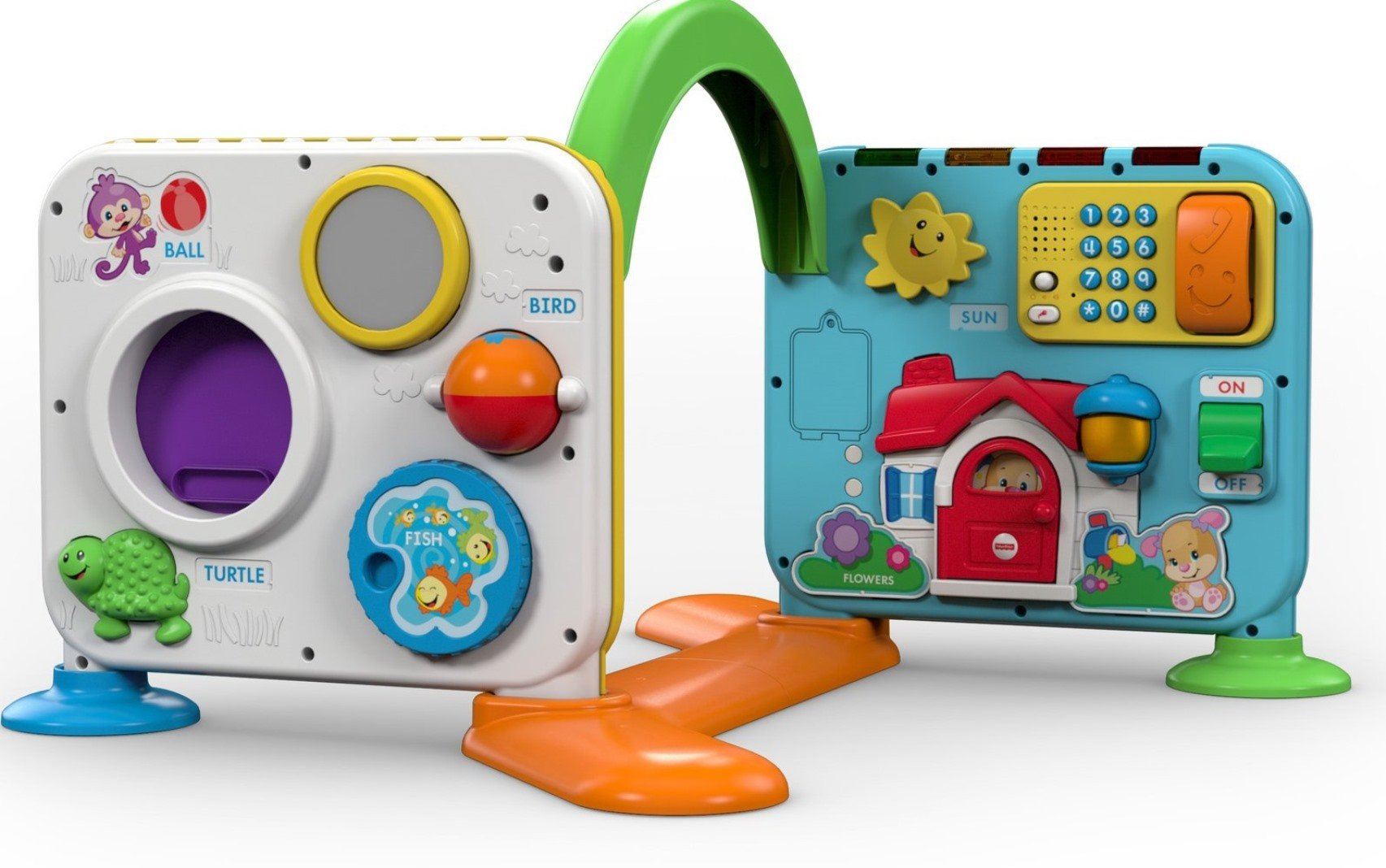 Fisher-Price Laugh & Learn Crawl-Around Learning Center by Fisher-Price (Image #16)