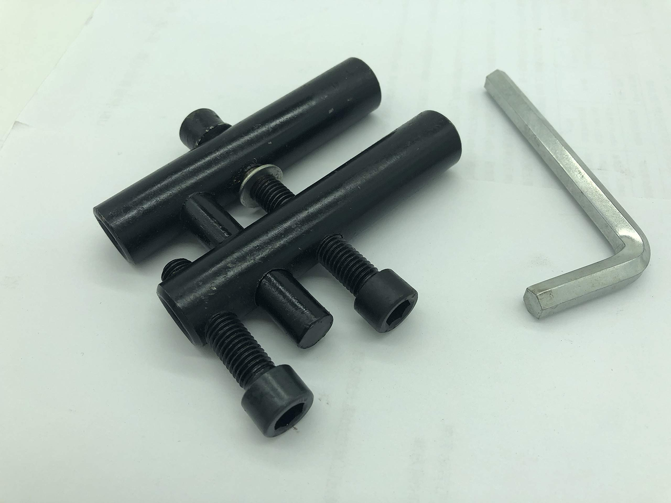 Pipe Squeeze Off Tool, Clamp Plumbing Tool 0-31MM with Hex Wrench.