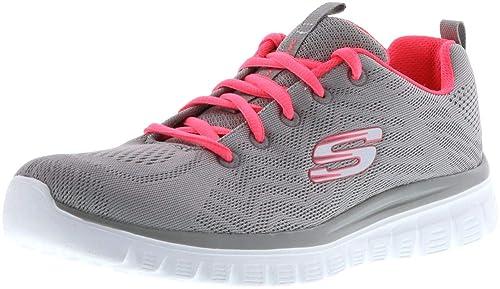 9aa02baf0bcb04 Skechers Damen Graceful - Get Connected Sneaker. Für größere Ansicht Maus  über das Bild ziehen