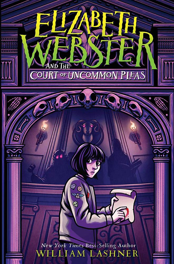 Image result for Elizabeth Webster and the Court of Uncommon Pleas by William Lashner