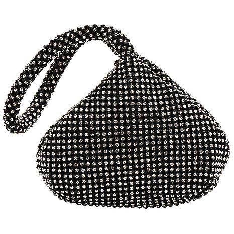 Amazon.com: AIJUN - Bolso de mano para mujer, diseño de ...