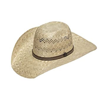 f951a13f8f568 Ariat Men s Sisal Band Hat at Amazon Men s Clothing store