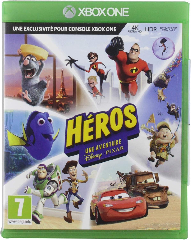 Rush: A Disney-Pixar Adventure - Xbox One [Importación francesa]: Amazon.es: Videojuegos