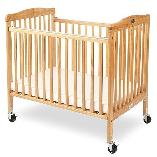 LA Baby The Little Wood Crib
