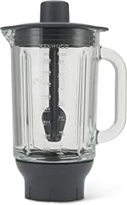 Kenwood ThermoResist Glass Blender KAH358GL KM Attachments  (Glass)