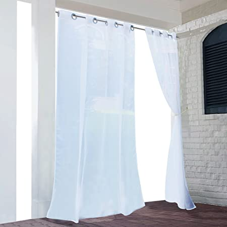 Sheer Curtains Panels For Patio