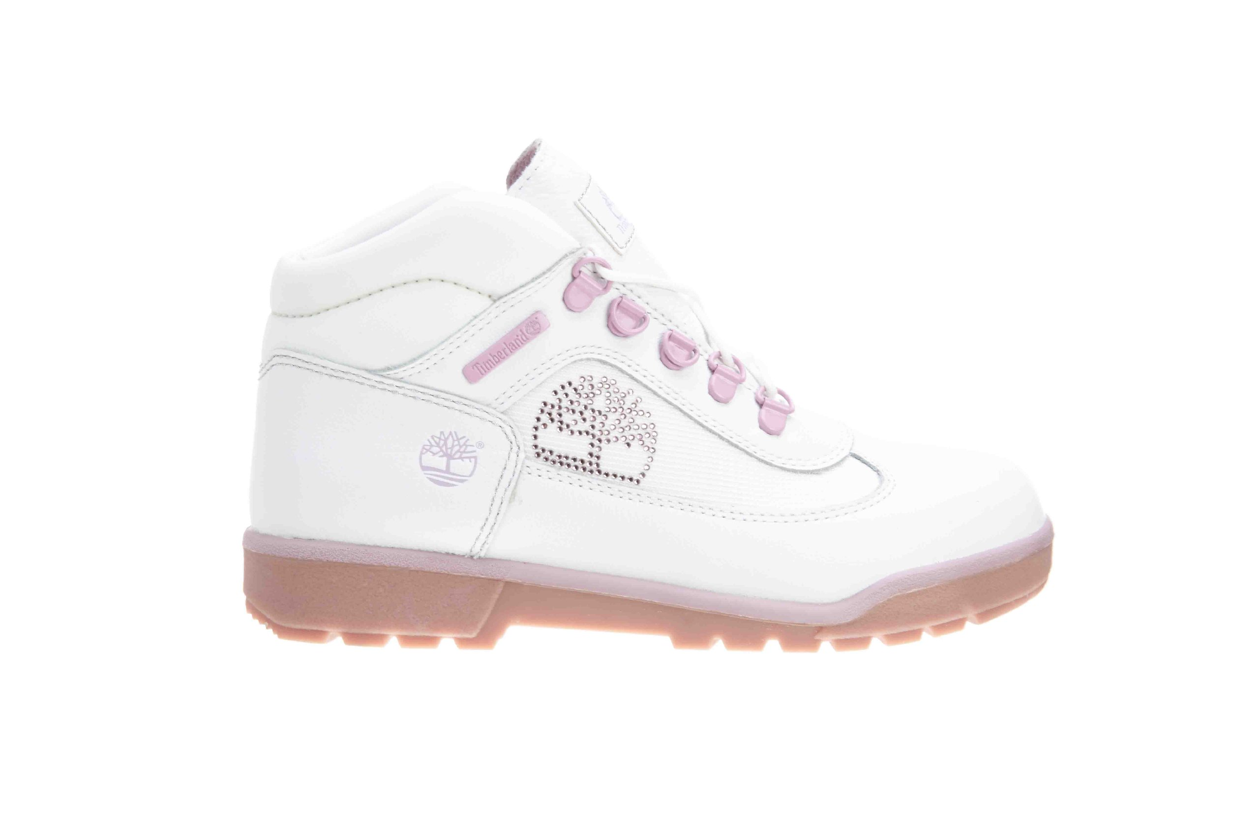 Timberland Field Boots (Gs) Big Kids Style: 25985-LUXWHITE Size: 4.5 by Timberland (Image #2)