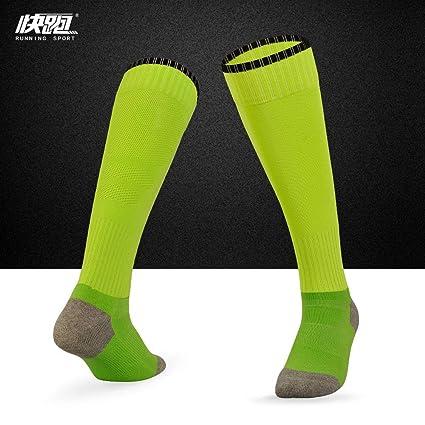 SoftskySocks Calcetines 3 Pares de niños Adultos Calcetines Calcetines Gruesos Medias Sobre la Rodilla Juego Calcetines