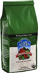 Cafe Altura Whole Bean Organic Coffee, Dark Roast, 2 Pound