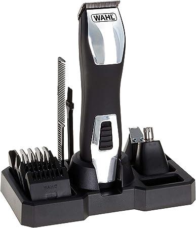 Wahl 9855-800 Maquinilla de afeitar recargable: Amazon.es: Salud y ...