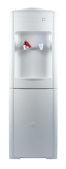 Dispensador Le plein, maquina de agua con nevera, fuente de agua con nevera,