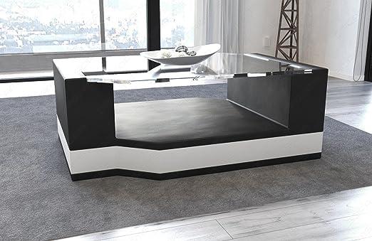 Sofa Dreams Mesa Piel MESSANA: Amazon.es: Hogar