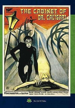 CABINET OF DR CALIGARI - CABINET OF DR CALIGARI 1 DVD: Amazon.co.uk on