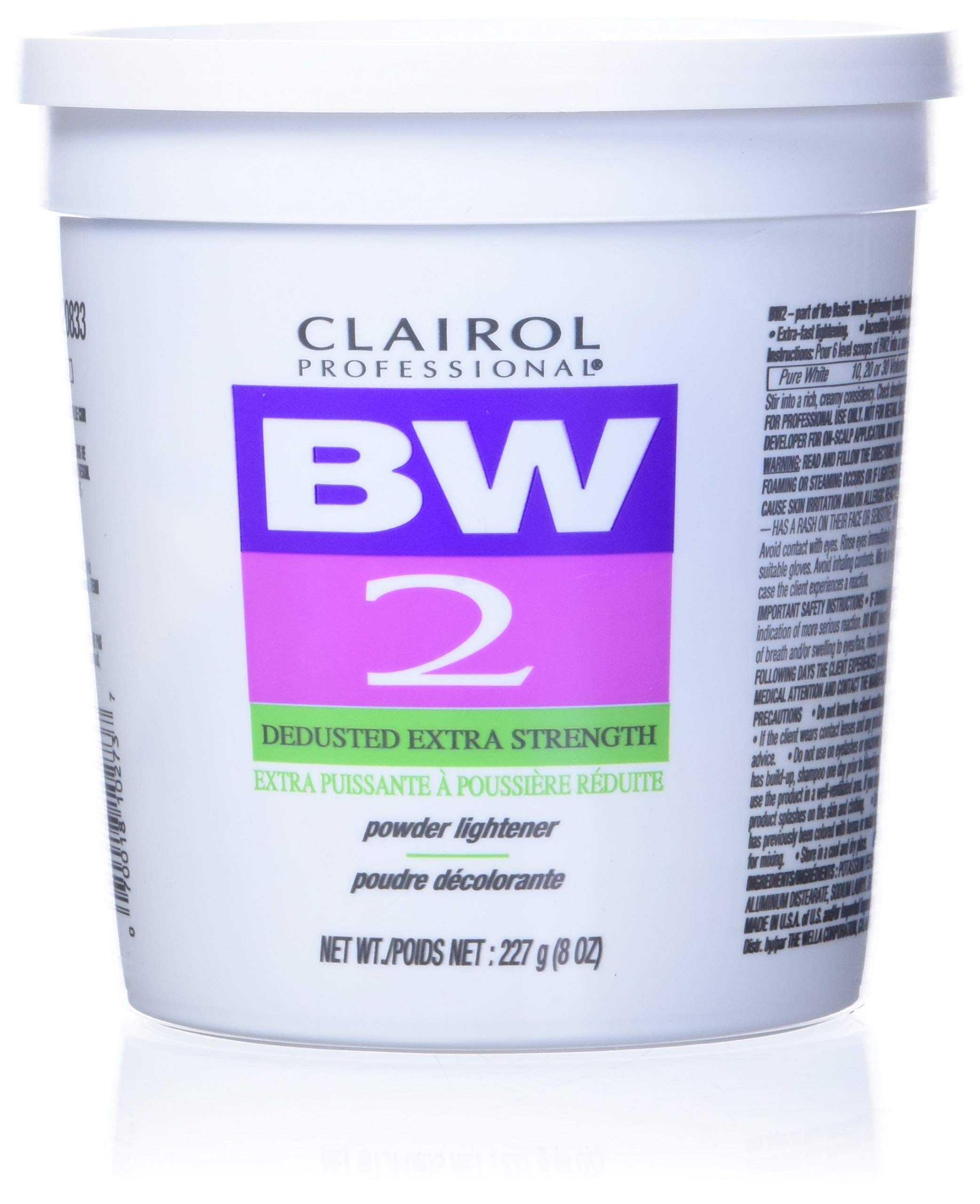 Clairol Professional BW2 Hair Powder Lightener - for Hair Lightening