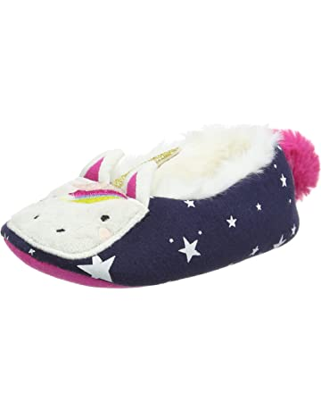 998d1281e1a06 Joules Girl's Jnrdreama Low-Top Slippers