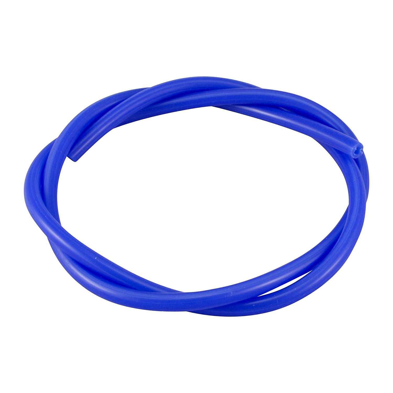 4mm ID Blau 3m Silikon Unterdruck Schlauch Vacuum Steuer Leitung