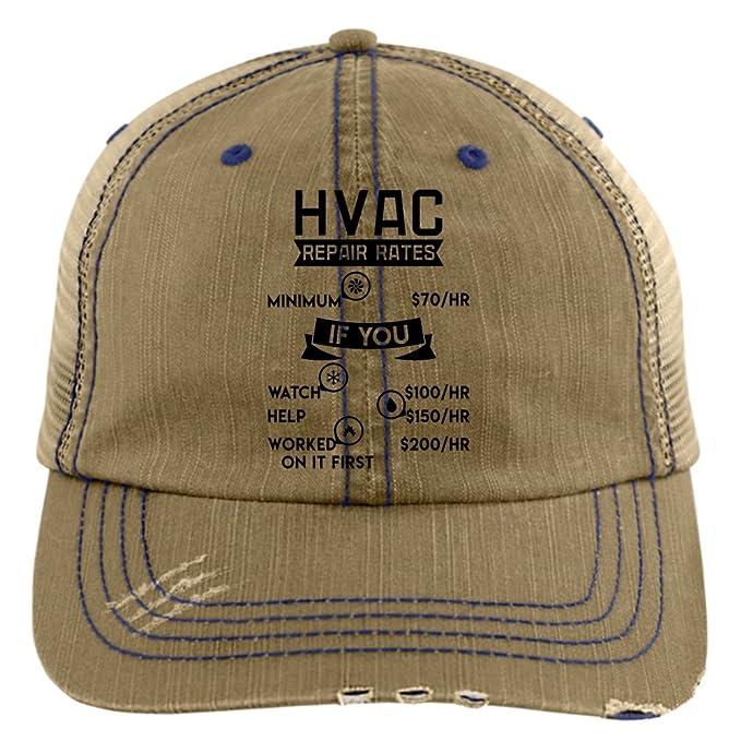 Amazon.com: HVAC Technician sombrero, tasas de reparación de ...