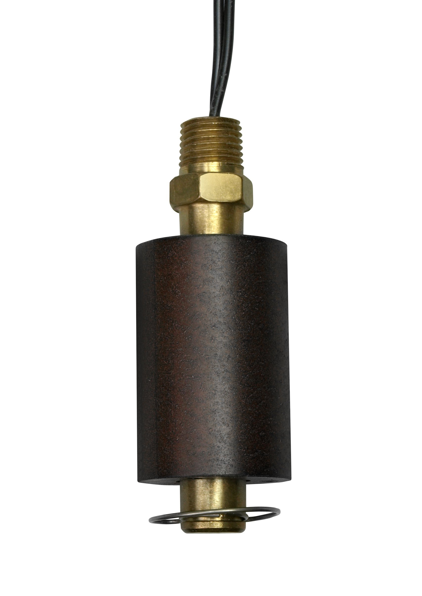 Madison M4300 Brass Full Size Liquid Level Switch with Stem, 60 VA SPST, 1/4'' NPT Male, 150 psig Pressure