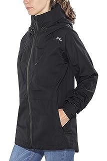 Lundhags Damen Outdoorjacke schwarz XL: : Sport