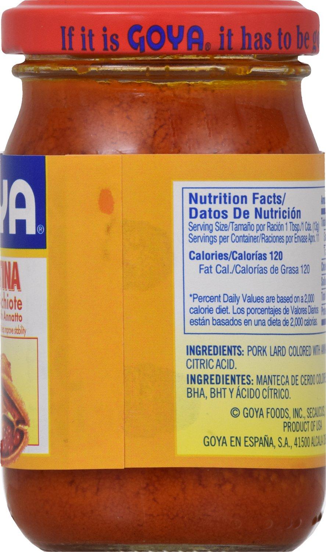 Amazon.com : Goya Foods Achiotina, 5-Ounce (Pack of 24) : Gourmet Sauces : Grocery & Gourmet Food
