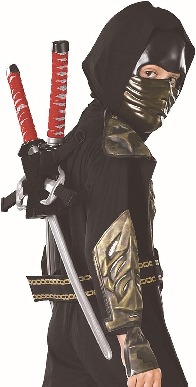 Amazon.com: Dragón Ninja Arma juego, talla única ...