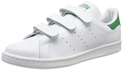promo code ef47b bc6c8 Adidas Mens Stan Smith CF Leather Trainers
