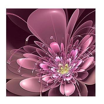 ouneed® 5D Diamant DIY Blume Stickerei traveaux Strass ...