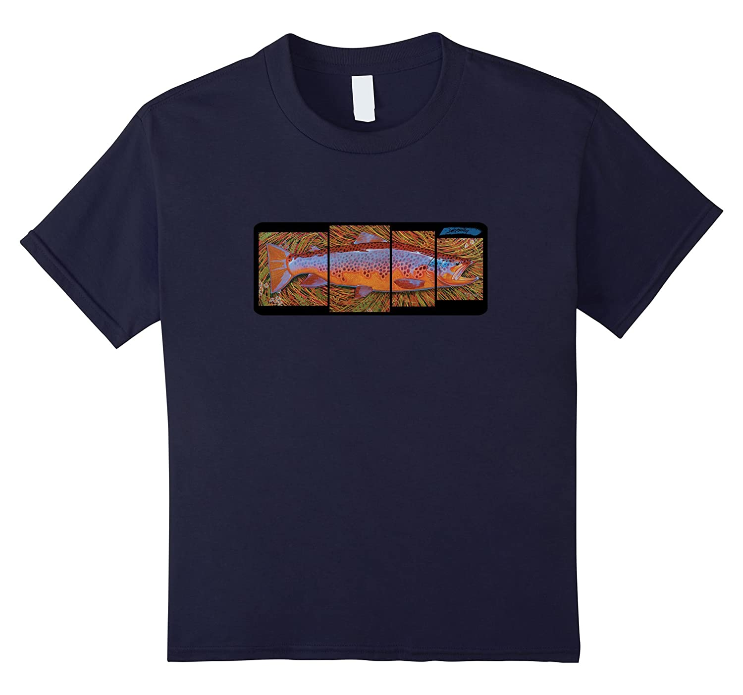 Species T Shirt Derek DeYoung Fisherman-Veotee
