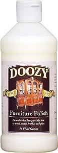 Doozy Furniture Polish, Convenience Size, 16-Ounce