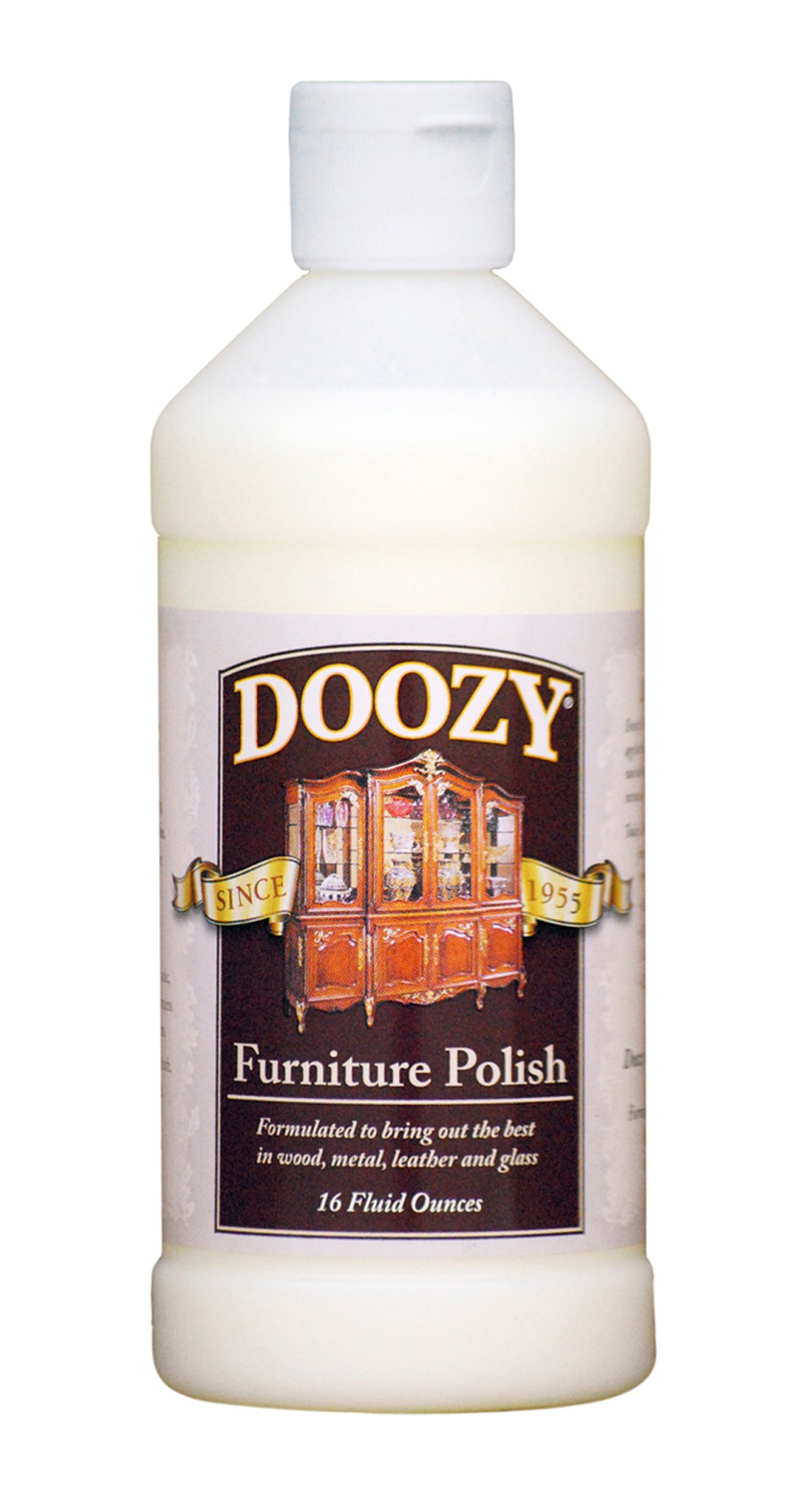 Doozy Furniture Polish, Convenience Size, 16-Ounce by Doozy
