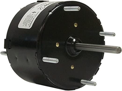 FASCO HVAC Motor,TEAO,1//100 HP,1550 rpm,Stud D540