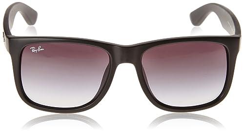 Ray Ban Gafas de sol RB4165 F Justin, (Rubber Black ...