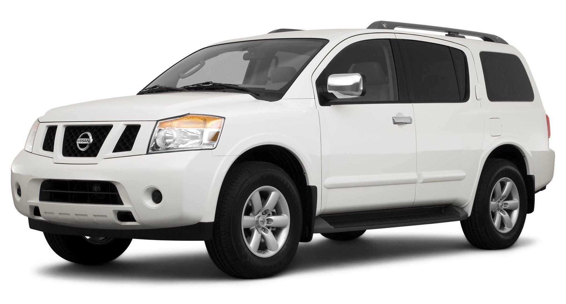 2010 Nissan Armada Platinum, 2 Wheel Drive 4 Door ...