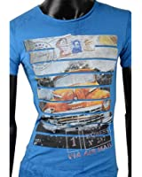Herren T-Shirt Shirt 100% Baumwolle Express-shirt Tanktop Tank top T shirt Body poloshirt (Die T-shirts fallen eine nummer zu klein aus)
