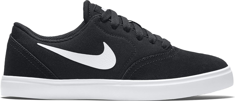 f2bb528202 Amazon.com | Nike Boy's SB Check Canvas Skateboarding Shoes | Sneakers