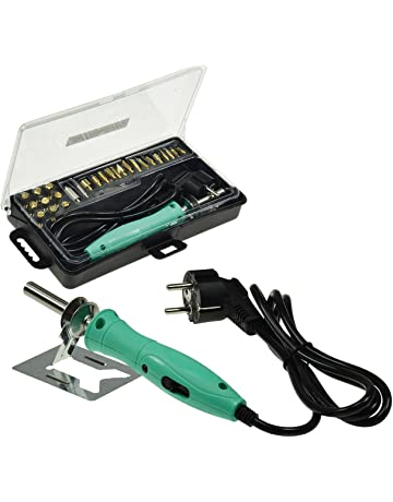 Doolland elektrischer tragbarer L/ötofen f/ür Gussk/öpfe Blei Zinn Indium L/ötwerkzeuge A