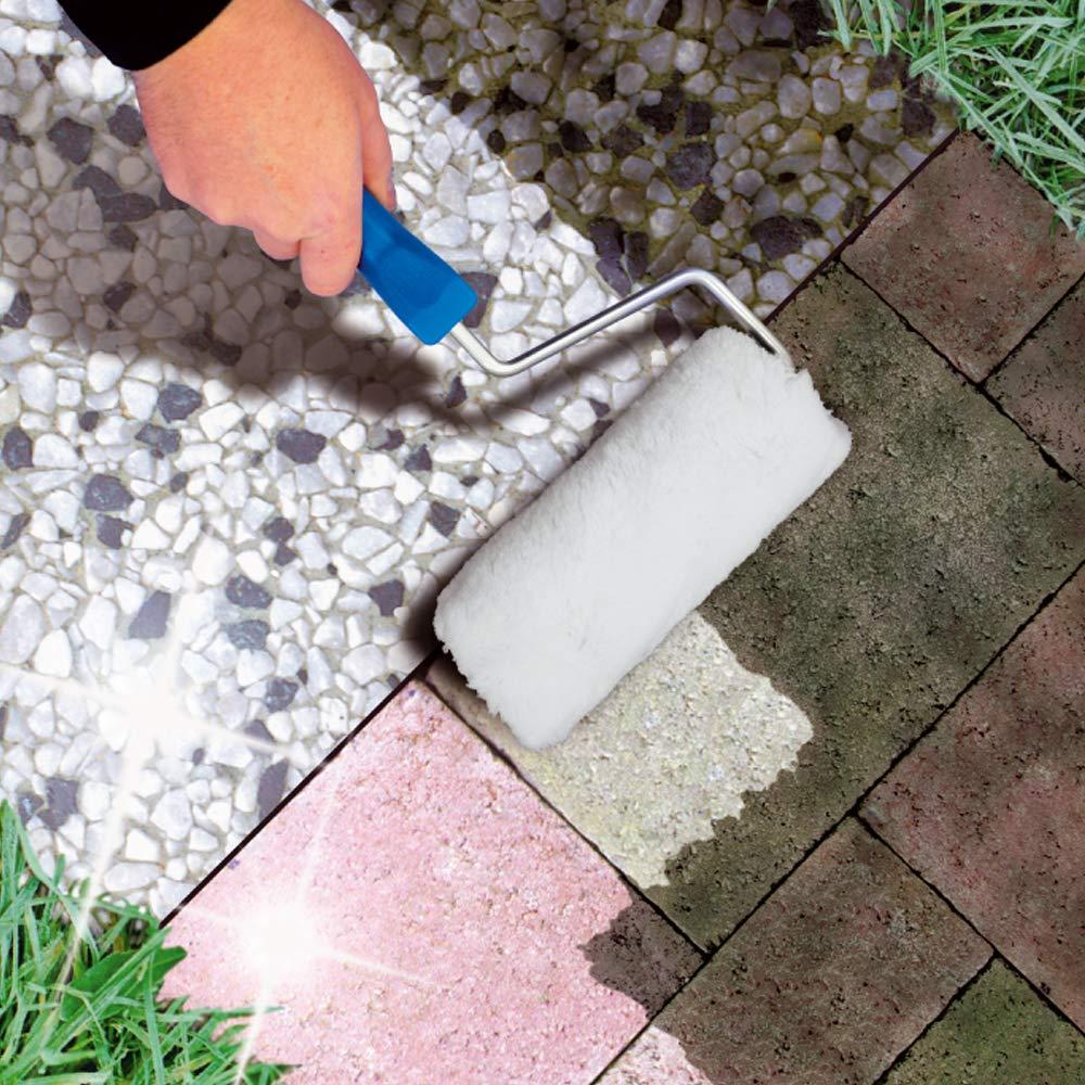 Hg 368100105 Terrassenplatten Erneuerer 1 L Weiss Amazon De Garten