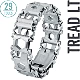 Leatherman - Tread LT Bracelet, The Smaller Travel Friendly Wearable Multitool, Stainless Steel