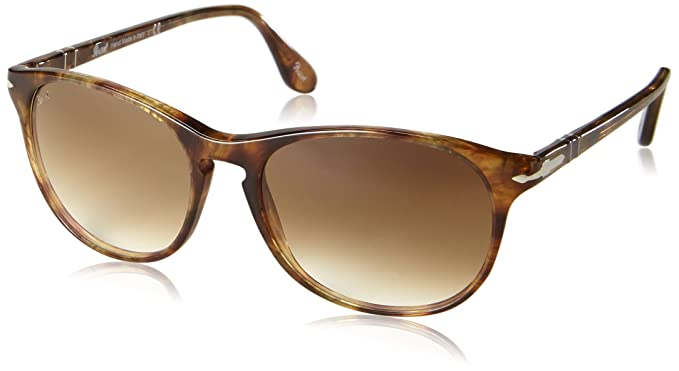 7ba64bc18a Persol PO3042S Sunglasses-979 51 Striped Beige (Crystal Brown Grad ...