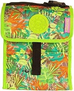 Okiedog Wild Pack Jungle Fever foldable Lunchbag/cooler bag Safari