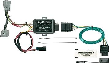 Hopkins 42605 Plug-In Simple Vehicle Wiring Kit