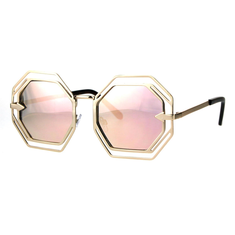 PASTL レディース B076GXGFFN  Gold (Pink Mirror)
