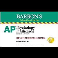 AP Psychology Flashcards (Barron's Test Prep)