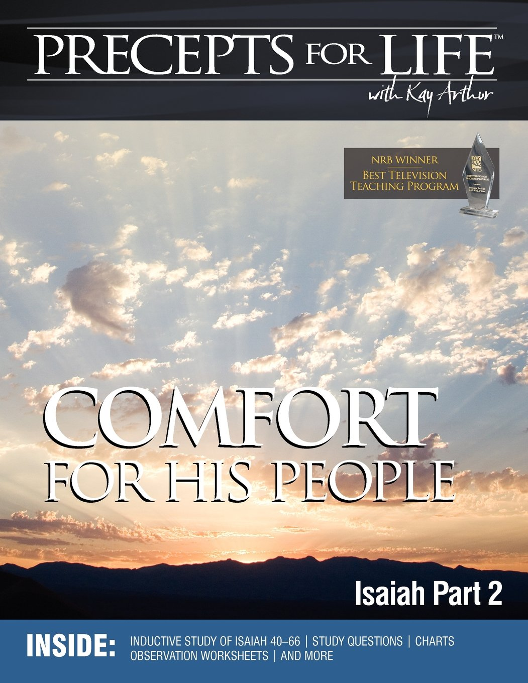 Download Precepts For Life Study Companion: Comfort For His People (Isaiah Part 2) pdf epub