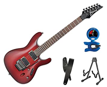 Ibanez S520 s520bbs S Serie Guitarra - BlackBerry Sunburst Bonus Kit: Amazon.es: Instrumentos musicales