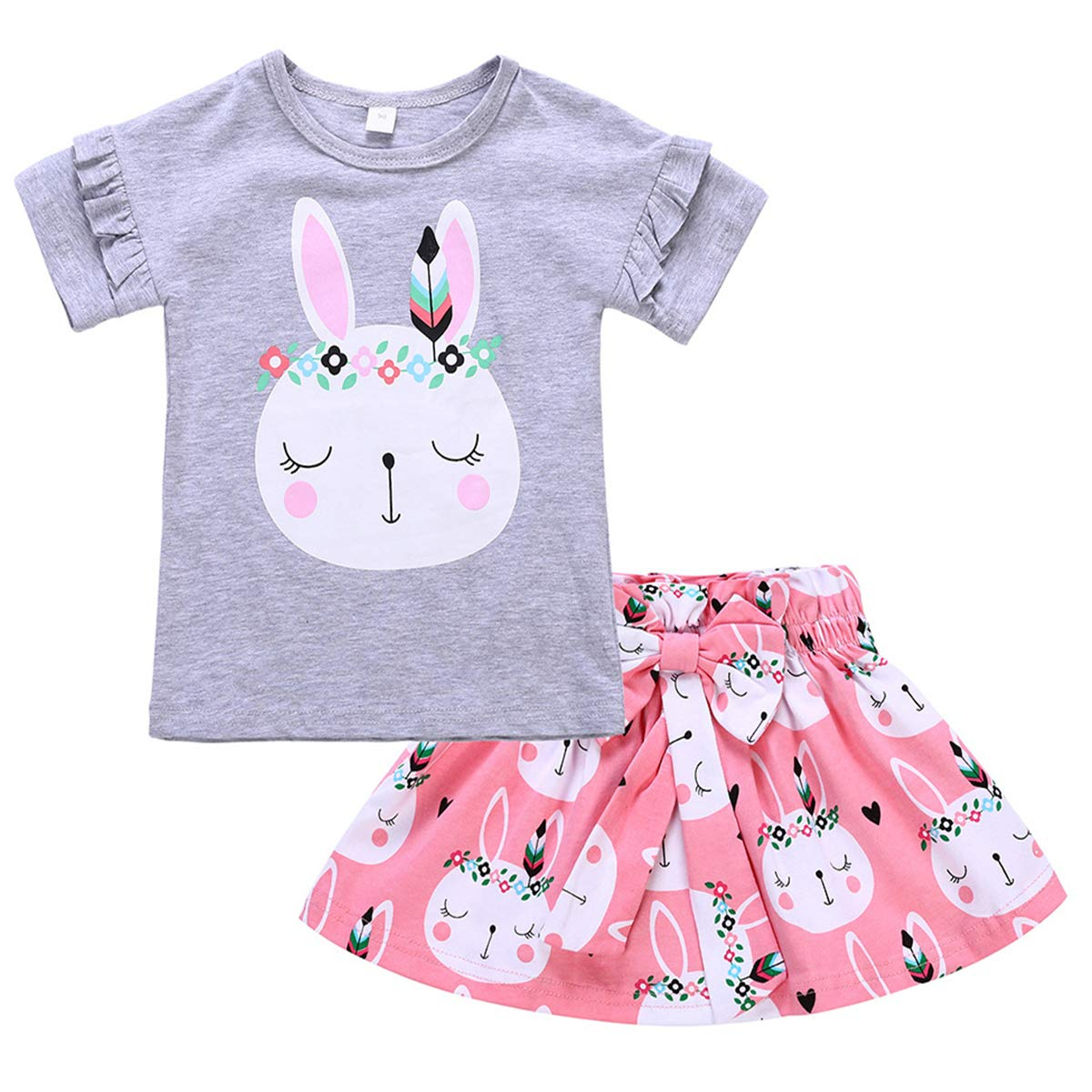 Infant Baby Girls Long Sleeve Baby Clothes Love Autism Awareness Unisex Button Playsuit Outfit Clothes