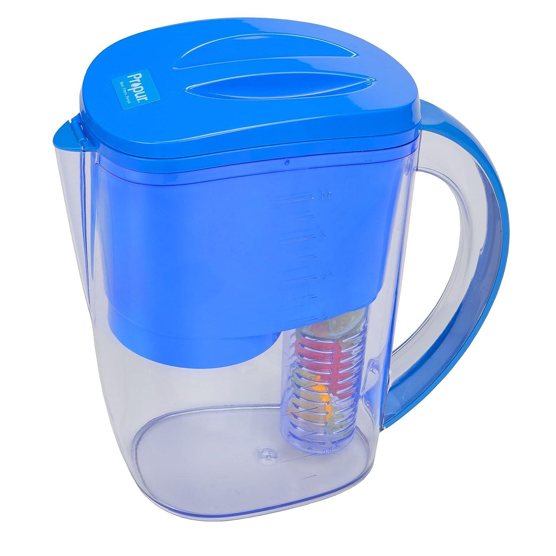 Propur - Filter-Wasserkrug - mit 2 ProOne-G2.0M-Filtern
