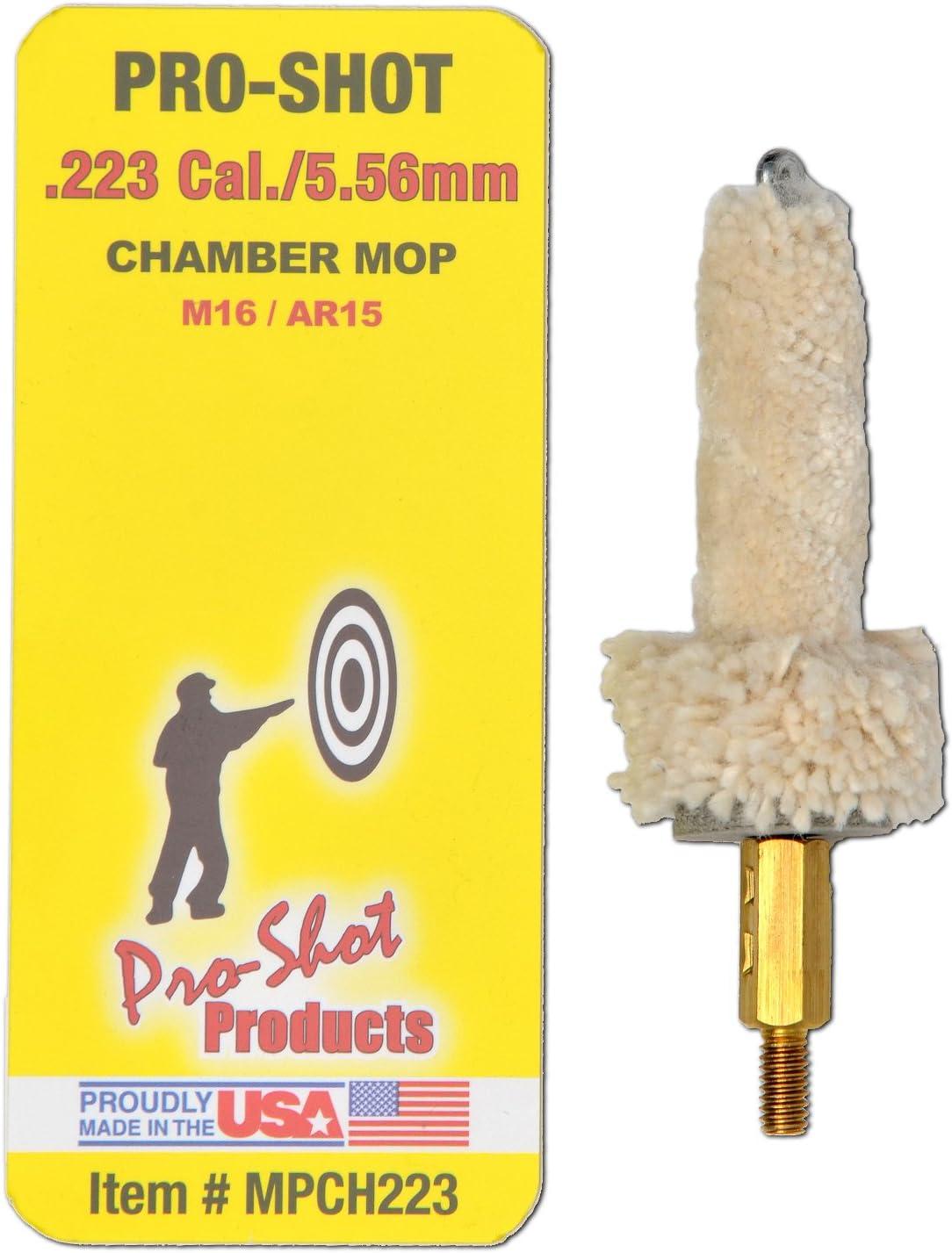 Pro Shot .223 Caliber/5.56-mm Military Style Chamber Mop