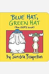 Blue Hat, Green Hat (Boynton Board Books (Simon & Schuster)) Board book