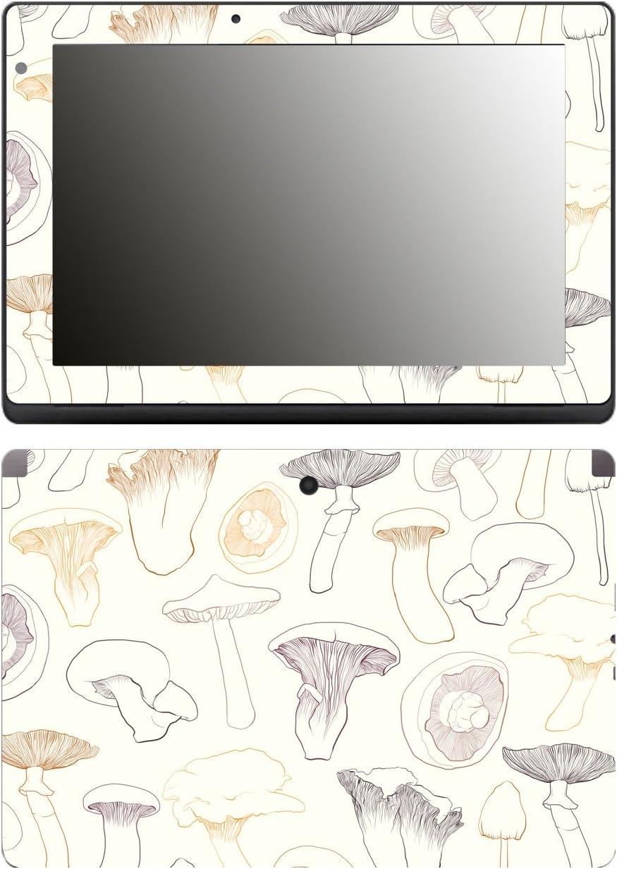 'Disagu SF 106491_ 1190Designer Skin Case Cover for Acer Aspire Switch 10E SW3013–Mushrooms 02Clear